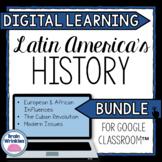 DIGITAL LEARNING: History of Latin America BUNDLE