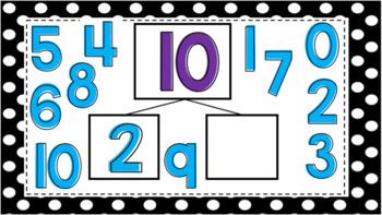 DIGITAL: Let's Make Number Bonds!