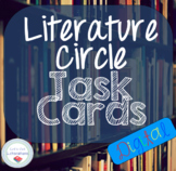 DIGITAL Literature Circle Task Cards