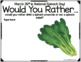"DIGITAL MARCH THEMED ""Would You Rather..."" JOURNAL IN GOOGLE SLIDES™"