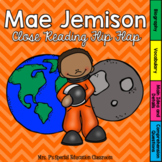 DIGITAL Mae Jemison Close Reading Flip Flap