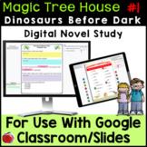 DIGITAL Magic Tree House #1 Dinosaurs Before Dark Novel St