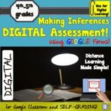 DIGITAL Making Inferences Assessment using Google Forms