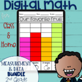 DIGITAL Math Practice for the Second Grade MD Standards BU