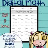 DIGITAL Math Practice for the Second Grade OA Standards BU