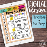 DIGITAL Math Tiles: Area Model Multiplication