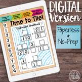 DIGITAL Math Tiles: Equivalent Fractions