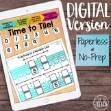 DIGITAL Math Tiles: Fractions on a Number Line