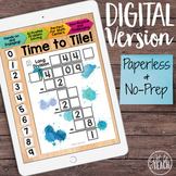 DIGITAL Math Tiles: Long Division