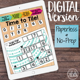 DIGITAL Math Tiles: Single-Digit Multiplication