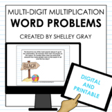 DIGITAL: Multi-Digit Multiplication Problem-Solving | Dist
