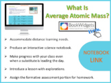 DIGITAL NOTEBOOK [FOR DISTANCE LEARNING]:  Average Atomic