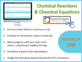 DIGITAL NOTEBOOK [FOR DISTANCE LEARNING]:  Chemical Reacti