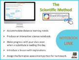 DIGITAL NOTEBOOK [FOR DISTANCE LEARNING]: The Scientific Method