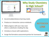 DIGITAL NOTEBOOK [FOR DISTANCE LEARNING]:  Why Study Chemi