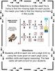 DIGITAL Number Detective Math Tiles - Addition Pack Task Cards