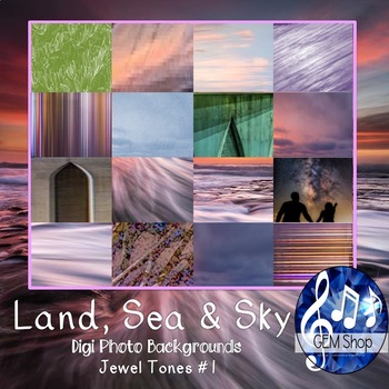 Art: DIGITAL PHOTO Wallpapers, Backgrounds, Jewel Tones, Commercial & Personal