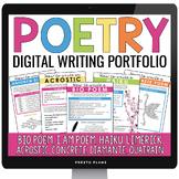 DIGITAL POETRY WRITING PORTFOLIO