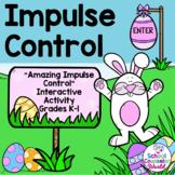 "DIGITAL {PPT & GOOGLE DRIVE} SEL Lesson, A ""mazing"" Impuls"