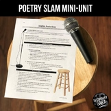 DIGITAL Poetry Slam! (CCSS ELA Speaking & Writing)