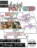 DIGITAL Postcard for Mother's Day