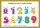 DIGITAL Puzzles: CLOWNS ...MONSTER NUMBERS ...ROBOTS ... K-1