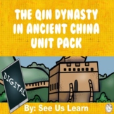 DIGITAL Qin Dynasty China Unit Pack