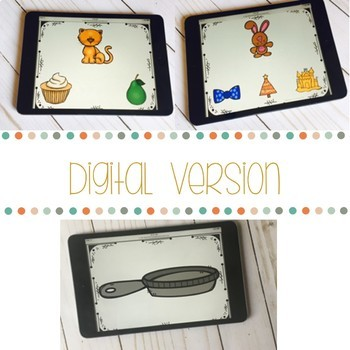 DIGITAL Beginning Sound Assessment