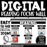 DIGITAL Reading Focus Wall