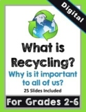 DIGITAL: Reduce, Reuse and Recycle (Grades 2-6)