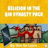 DIGITAL Religion in Qin Dynasty China Pack