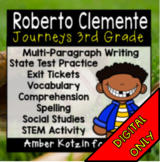 DIGITAL Roberto Clemente Ultimate Pack 3rd Journeys Distance Learning