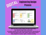 DIGITAL Rube Goldberg Project for distance learning