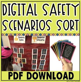 DIGITAL SAFETY SCENARIOS SORT
