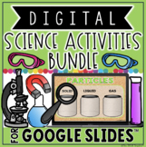 DIGITAL SCIENCE ACTIVITIES BUNDLE FOR GOOGLE DRIVE™