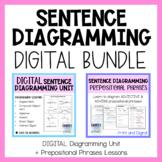 DIGITAL Sentence Diagramming Unit + Prepositional Phrases