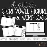 DIGITAL Short Vowel Word Sort