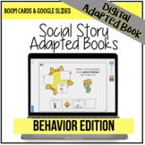 DIGITAL Social Story Adapted Books - Behavior Edition