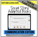 DIGITAL Social Story Adapted Books - Communication Edition