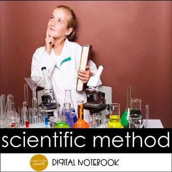 DIGITAL Scientific Method Interactive Notebook