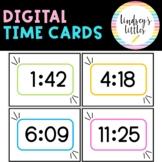 DIGITAL TIME CARDS