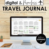 DIGITAL TRAVEL JOURNAL: Nonfiction Articles & Activities for Distance Learning