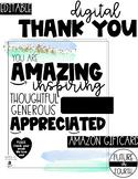 DIGITAL Thank You to Parent Volunteers