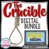 The Crucible Literature BUNDLE - PAPERLESS