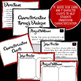 DIGITAL The Crucible Task Cards for High School