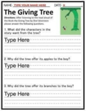 DIGITAL: The Giving Tree