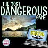 The Most Dangerous Game DIGITAL Short Story Unit