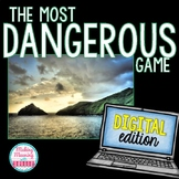 The Most Dangerous Game - PAPERLESS Reader's Notebook - Di
