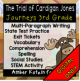 DIGITAL The Trial of Cardigan Jones Ultimate 3rd Journeys Distance Learning