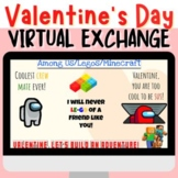 DIGITAL Valentine's Day Cards | VIRTUAL Valentine's Exchange for ALL | TRENDY